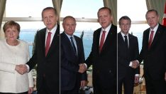 İstanbul'da ikili görüşmelerin tamamlanmasının ardından zirve başladı
