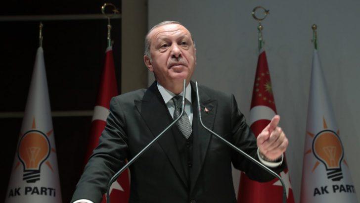 CumhurbaşkanıErdoğan: Temelini Cumhur İttifakı'nın oluşturduğu anlayışı devam ettireceğiz