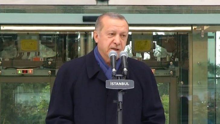 Cumhurbaşkanı Erdoğan: Yeni bir dönemin arifesindeyiz