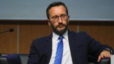 Fahrettin Altun'dan hedef olan Diyanet Başkanı'na destek