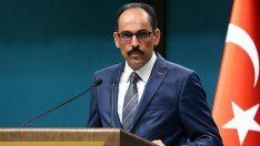 Cumhurbaşkanlığı Sözcüsü İbrahim Kalın'dan Emeklilikte Yaşa Takılanlar (EYT) ile ilgili açıklama!