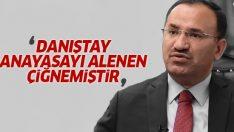 Danıştay'ın 'Andımız' kararına Ak Parti'den ilk tepki
