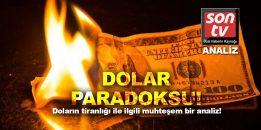 Doların tiranlığı ve paradoksu