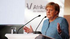 Almanya Başbakanı Merkel: Uluslararası müzakerelerde pozisyonum değişmez