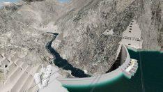Dünyanın üçüncü en yüksek barajı Artvin'de inşa ediliyor