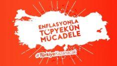 Enflasyonla mücadele için internet sitesi açıldı