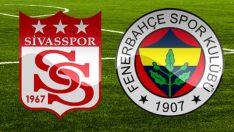 Fenerbahçe'de büyük şok! Yıldızı isim kadrodan çıkarıldı! İşte Sivasspor-Fenerbahçe maçının muhtemel 11'i
