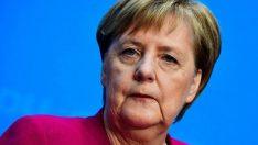 Angela Merkel'in korona testi sonuçlandı