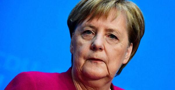 Merkel'in 3. Koronatesti de sonuçlandı