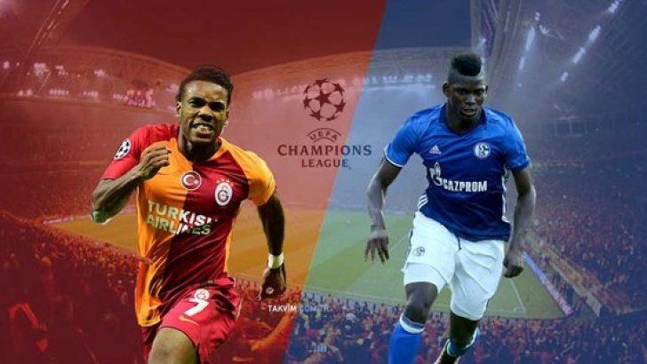 Galatasaray Schalke 04 maçı ne zaman, saat kaçta, hangi kanalda?