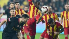 Galatasaray zirveden indi! Yeni Malatya – Galatasaray maç sonucu: 2 – 0