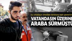 Görkem Göçmen: Sevgilim beni korurken darp edildi