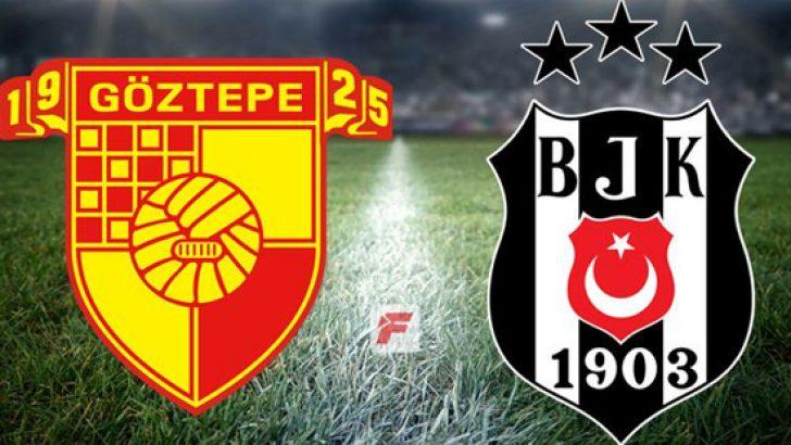 Göztepe ve Beşiktaş 25. kez İzmir'de…Göztepe-Beşiktaş maçı ne zaman, hangi kanalda?