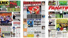 Günün spor manşetleri (23 Ekim 2018)