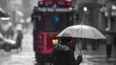 Haftasonu için plan yapanlar dikkat! Meteoroloji'den İstanbul için sağanak yağış uyarısı