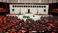 İçtüzüğün değiştirilmesine dair teklif Genel Kurul'da kabul edildi