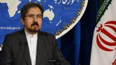 İran: Pompeo'nun açıklamaları avamca ve yanıltıcı