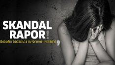İstismar edilen 16 yaşındaki kız çocuğu için skandal rapor!