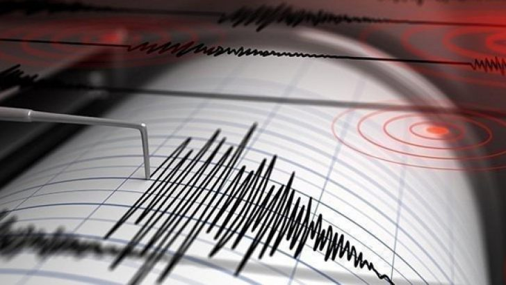 Amerika'da şiddetli deprem!