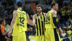 Fenerbahçe Euroleague'de başarısını sürdürdü, 2'de 2 yaptı