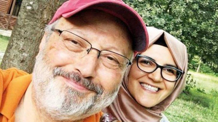 Kaşıkçı'nın nişanlısı Cengiz, Cumhurbaşkanı Erdoğan'a teşekkür etti