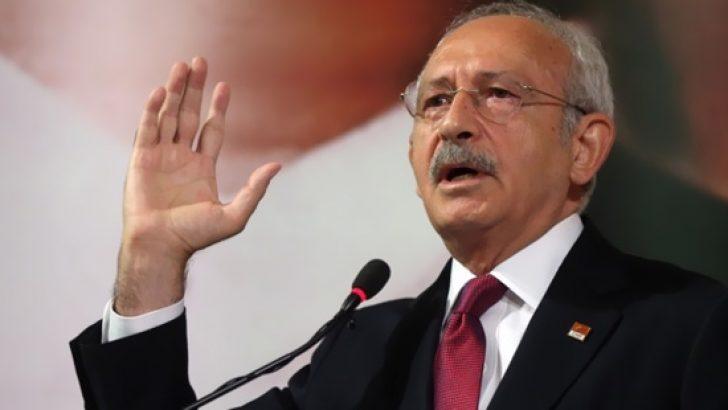 Kılıçdaroğlu'dan hükümete McKinsey eleştirisi