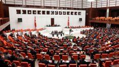 Kınama alan milletvekillerine para cezası öngören hüküm kaldırıldı