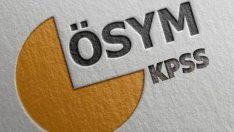 KPSS lisans bazında sıralamalar belli oldu ÖSYM'den flaş KPSS açıklaması