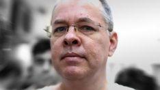Mahkeme Rahip Brunson kararını verdi! Brunson serbest bırakıldı