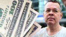 Mahkemenin Brunson kararı sonrası dolar ne kadar oldu? İşte Brunson'un dolara etkisi