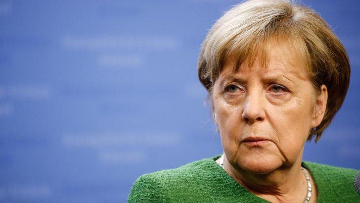 Merkel'den ABD'ye güvenlik çıkışı