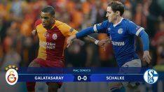 Muslera, kritik kurtarışlarıyla Galatasaray'a beraberliği getirdi