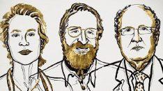 Nobel Kimya Ödülü'nün sahipleri açıklandı