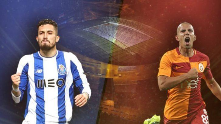 Porto-Galatasaray maçı ne zaman, hangi kanalda?