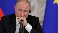 Putin: DEAŞ ABD kontrolündeki 700 kişiyi esir aldı