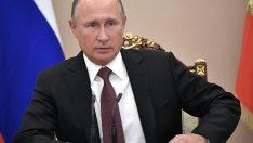 Putin: Türkiye ile dayanışma içinde çalışıyoruz