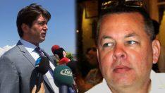 Brunson ABD'ye gidecek mi? Avukatı Brunson'un kararını açıkladı