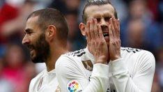 Real Madrid, Levante'ye mağlup oldu! Real Madrid-Levante maç sonucu: 1-2