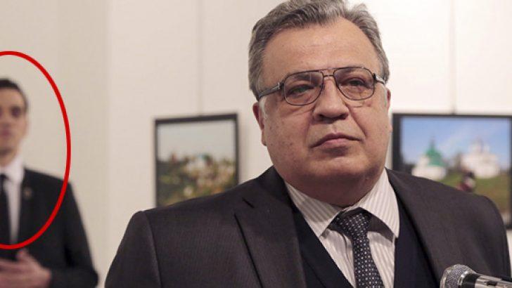 Rus Büyükelçi Karlov'un katilinin, suikaste hazırlık görüntüleri ortaya çıktı
