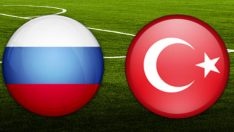 Rusya-Türkiye maçı ne zaman, saat kaçta? Rusya-Türkiye maçı hangi kanalda?