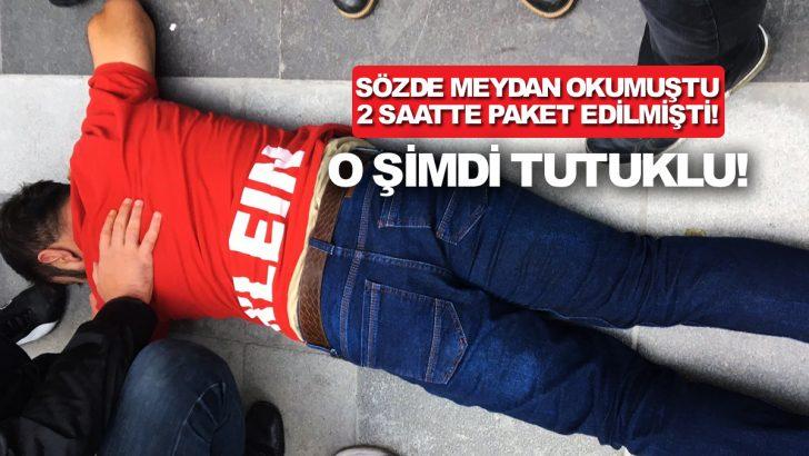 Şovmen PKK'lı tutuklandı! O şimdi cezaevinde