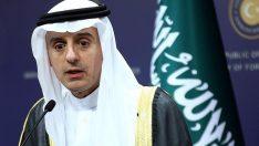 Suudi Arabistan'dan Türkiye'nin iade talebine yanıt!