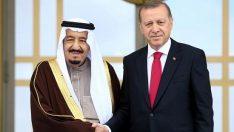 Suudi Arabistan Kralı Selman'dan Cumhurbaşkanı Erdoğan'a Cemal Kışlakçı telefonu