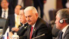 TBMMBaşkanı Yıldırım: Ermenistan saçma sapan soykırım iddialarına son vermeli