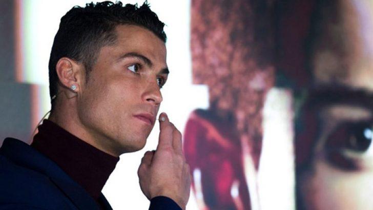 Tecavüzle suçlanan Cristiano Ronaldo'ya polis sorgusu