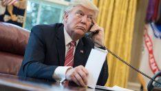 Trump: Rusya ve Çin'in telefonlarımı dinlediği haberi yalan
