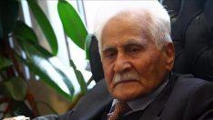 Türk Edebiyatının Dede Korkut'u Bahattin Karakoç hayatını kaybetti