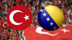 Türkiye – Bosna Hersek maçı golsüz berabere bitti