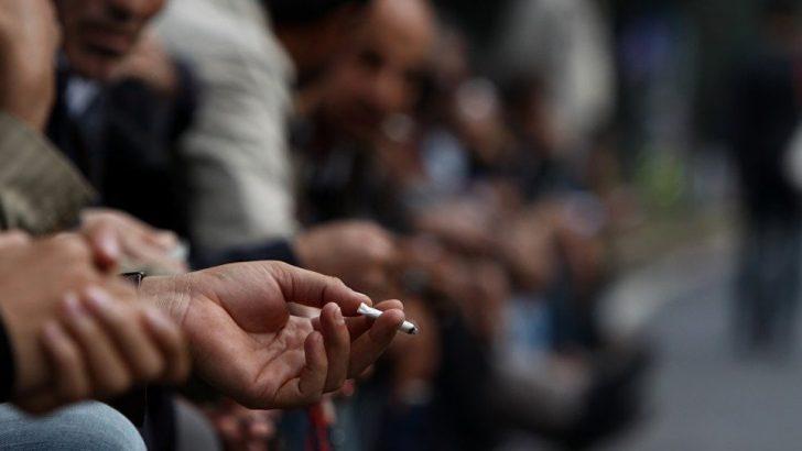 Tütün kullanımında geçmişe dönüş: 90'lı yıllara geri döndük