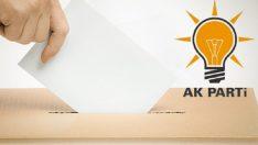 Yerel seçimde 3 büyük şehir için AK Parti'nin anketinden yeni isimler çıktı!